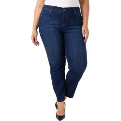 Plus Size Women's Liverpool Meredith Slim Jeans found on MODAPINS from Nordstrom for USD $98.00
