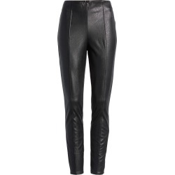 Women's Paige Kiana Leather Leggings, Size X-Large - Black found on Bargain Bro Philippines from Nordstrom for $209.00