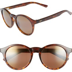 Women's Maui Jim Pineapple 50mm Polarizedplus2 Round Sunglasses - Tortoise found on Bargain Bro Philippines from LinkShare USA for $249.99