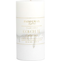 Paddywax Unscented Pillar Candle, Size One Size - Grey found on MODAPINS from Nordstrom for USD $34.00