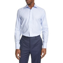 Men's Canali Trim Fit Floral Dress Shirt found on MODAPINS from Nordstrom for USD $177.00