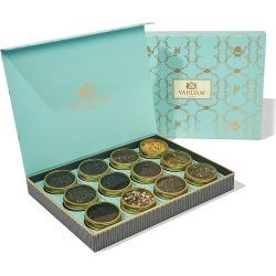 Vahdam Teas Classic Bloom Set Of 12 Loose Leaf Teas found on Bargain Bro Philippines from LinkShare USA for $59.99
