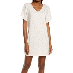 Women's Nordstrom Lingerie Moonlight Nightshirt, Size XX-Small - Pink found on MODAPINS from Nordstrom for USD $39.00