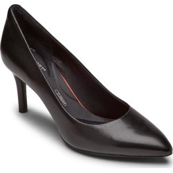 Women's Rockport Total Motion Plain Pointy Toe Pump, Size 10 M - Black found on Bargain Bro Philippines from Nordstrom for $99.95
