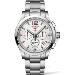 Longines Conquest V.h.p. Bracelet Watch, 41mm found on MODAPINS from Nordstrom for USD $1700.00