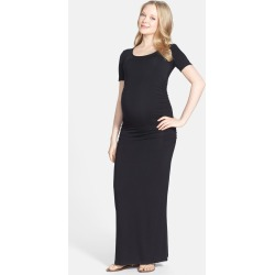 Women's Nom Maternity 'Heidi' Maxi Maternity Dress