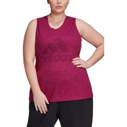Plus Size Women's Adidas Win Muscle Tank found on Bargain Bro India from Nordstrom for $30.00