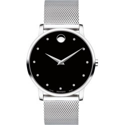 Women's Movado Museum Diamond Mesh Strap Watch, 40mm found on Bargain Bro India from LinkShare USA for $995.00