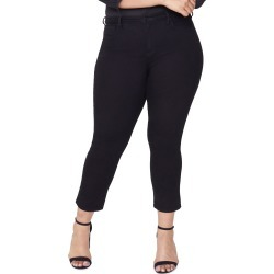 Plus Size Women's Nydj Sheri Slim Jeans found on MODAPINS from Nordstrom for USD $109.00