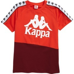 Boy's Kappa 222 Banda Baldwin Graphic Tee, Size 8Y - Orange found on MODAPINS from Nordstrom for USD $35.00