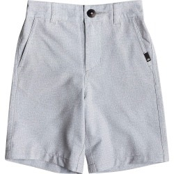 Toddler Boy's Quiksilver Union Heather Amphibian Hybrid Shorts, Size 4 - Grey found on Bargain Bro India from Nordstrom for $40.00