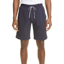 Men's Canali Stretch Cotton Jersey Shorts, Size 44 US - Blue found on Bargain Bro from Nordstrom for USD $224.20