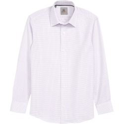 Boy's Jb Jr Check Dress Shirt found on MODAPINS from Nordstrom for USD $33.16