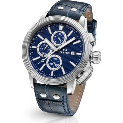 Men's Tw Steel Ceo Adesso Chronograph Leather Strap Watch, 48Mm found on Bargain Bro India from Nordstrom for $625.00