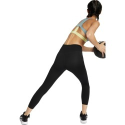 Women's Nike One Lux Dri-Fit Crop Tights found on Bargain Bro India from LinkShare USA for $85.00