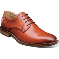 Men's Stacy Adams Faulkner Plain Toe Derby, Size 11.5 M - Red found on Bargain Bro Philippines from LinkShare USA for $104.95