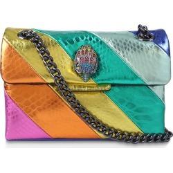 Kurt Geiger London Rainbow Shop X Kensington Leather Mini Crossbody Bag - found on MODAPINS from Nordstrom for USD $195.00