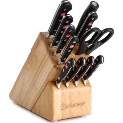 Wusthof 'Classic' 12-Piece Knife Block Set