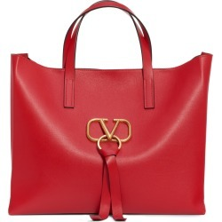 Valentino Garavani V-Ring Leather Tote - found on Bargain Bro India from LinkShare USA for $1677.00