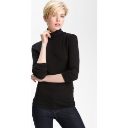 Women's Splendid Fitted Turtleneck found on MODAPINS from Nordstrom for USD $58.00