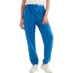 Women's Lucky Brand Relaxed Classic Cotton Joggers, Size X-Large - Blue found on MODAPINS from Nordstrom for USD $79.50