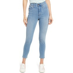 Women's Madewell Curvy Roadtripper Supersoft Jeggings, Size 27 - Blue found on MODAPINS from Nordstrom for USD $63.60
