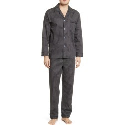 Men's Majestic International Stretch Out Pajamas, Size Small - Black found on MODAPINS from Nordstrom for USD $100.00