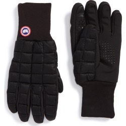 Men's Canada Goose Northern Liner Gloves, Size X-Large - Black found on Bargain Bro Philippines from LinkShare USA for $125.00