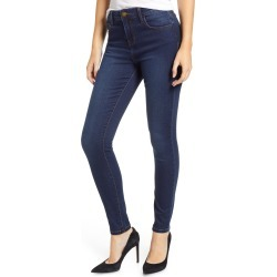 Women's Prosperity Denim High Waist Skinny Jeans, Size 24 - Blue found on Bargain Bro Philippines from LinkShare USA for $69.00