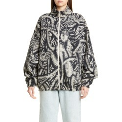 Women's Y/project Wool Jacquard Jacket, Size X-Small - Black found on Bargain Bro Philippines from Nordstrom for $476.98