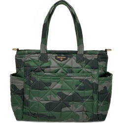 Infant Twelvelittle Love Water Resistant Diaper Tote - Green found on Bargain Bro from Nordstrom for USD $105.64