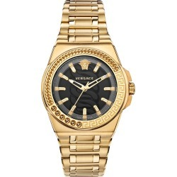 Versace Chain Reaction Bracelet Watch, 40mm found on MODAPINS from Nordstrom for USD $1295.00