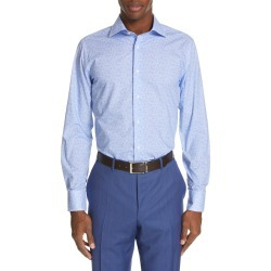Men's Canali Regular Fit Paisley Dress Shirt found on MODAPINS from Nordstrom for USD $295.00