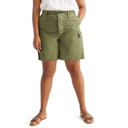 Women's Madewell Cutoff Cargo Shorts found on MODAPINS from LinkShare USA for USD $72.00