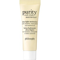Philosophy Purity Made Simple Ultra-Light Moisturizer, Size 4.7 oz found on Bargain Bro Philippines from Nordstrom for $21.25