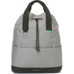 Infant Girl's Babymel Top N' Tail Convertible Diaper Backpack - Grey found on Bargain Bro from Nordstrom for USD $68.40
