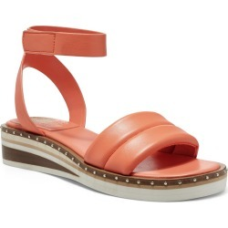 Women's Vince Camuto Mellienda Wedge Sandal, Size 7 M - Orange found on Bargain Bro from Nordstrom for USD $83.56
