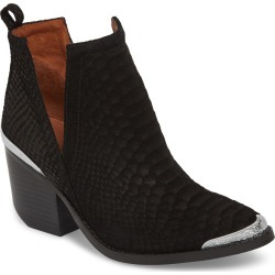 Women's Jeffrey Campbell Cromwell Cutout Western Boot, Size 11 M - Black found on MODAPINS from LinkShare USA for USD $189.95