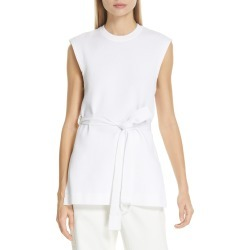 Women's Tibi Tech Knit Sleeveless Sweater found on MODAPINS from Nordstrom for USD $450.00