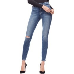 Women's Good American Good Legs High Waist Skinny Jeans