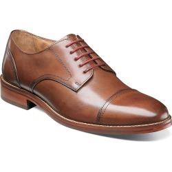 Men's Florsheim Salerno Cap Toe Derby, Size 10 EEE - Brown found on Bargain Bro India from Nordstrom for $114.95