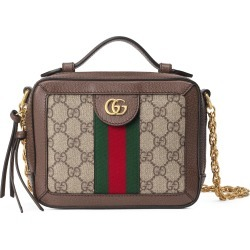 Gucci Mini Ophidia Gg Supreme Canvas Shoulder Bag - Beige found on MODAPINS from Nordstrom for USD $1980.00