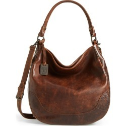 Frye Melissa Leather Hobo - Brown found on Bargain Bro India from Nordstrom for $388.00