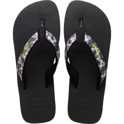 Men's Havaianas Surf Material Flip Flop, Size 43/44 BR - Black found on MODAPINS from LinkShare USA for USD $36.00