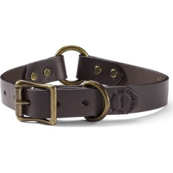 Filson Bridle Leather Dog Collar
