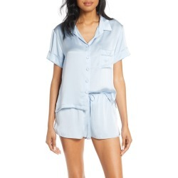 Women's Papinelle Silk Short Pajamas found on MODAPINS from Nordstrom for USD $169.00