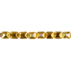 8 Other Reasons Strand Salon Hair Clip, Size One Size - Yellow