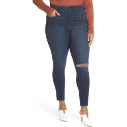 Women's Good American Good Waist High Waist Skinny Jeans