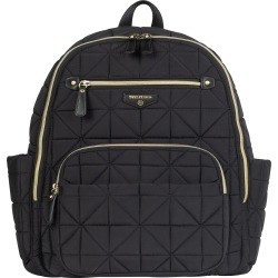 Infant Girl's Twelvelittle Companion Quilted Nylon Diaper Backpack - Black found on Bargain Bro Philippines from Nordstrom for $169.00