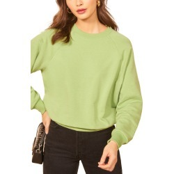 Women's Reformation Rio Sweatshirt found on MODAPINS from LinkShare USA for USD $68.00